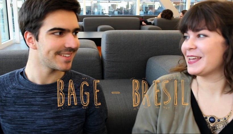 Interview sur Bagé au brésil natif brésilien incroyable maillots de bains